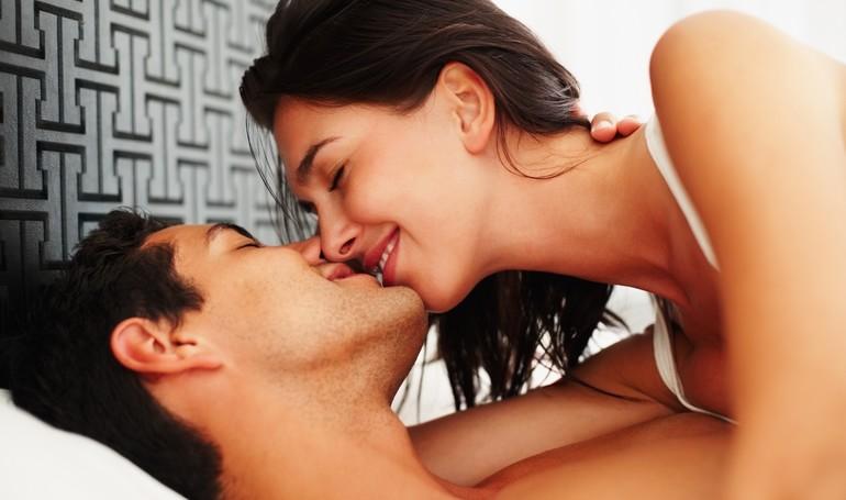 Young Couple Sensual Sex